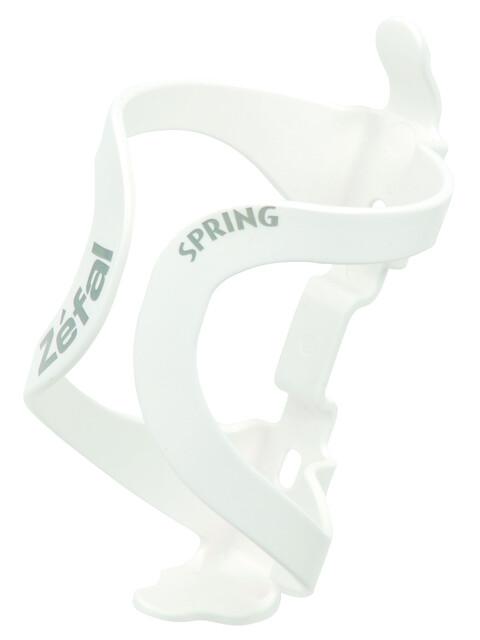 Zefal Spring Flaskeholder hvid